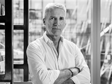 Paul Cracknell Recognised in ME Architect Power List