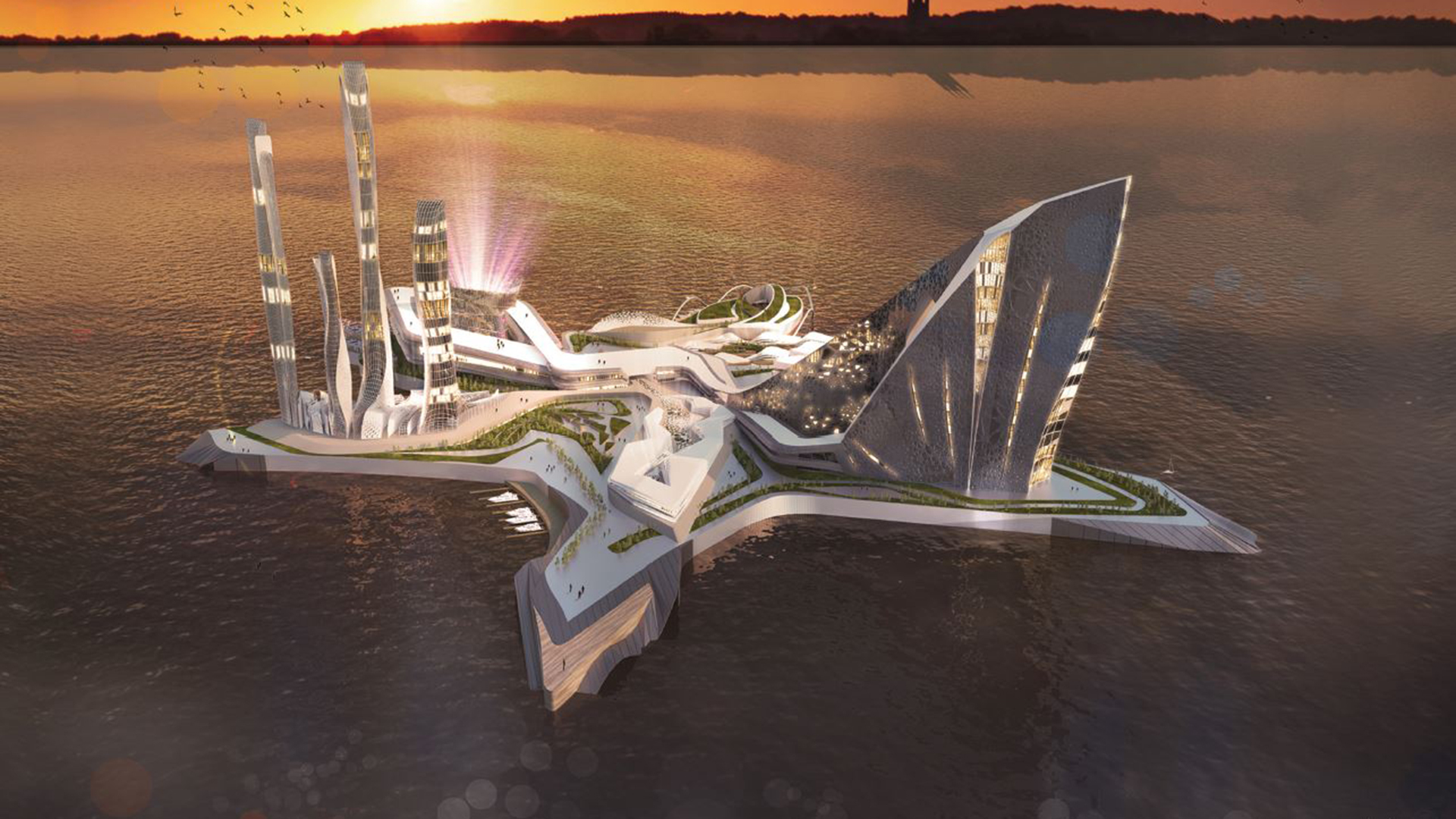 The Future of The Nile Delta - Building Resilient Cities