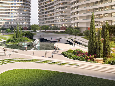 Infinity Residential
